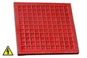 Electrical Rubber Mats (IS 5424:1969)