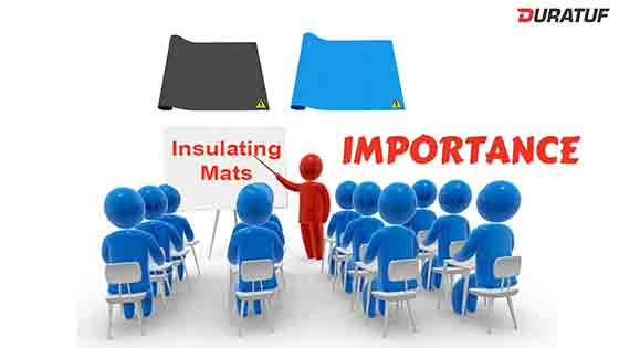 Importance of Insulating Mats (banner size)