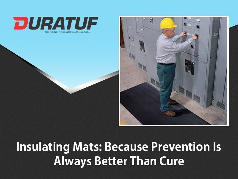 Insulating Mats for Prevention