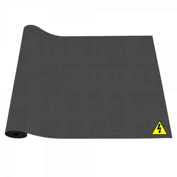 X-Volt Electrical Insulating Mats (Black Colour)