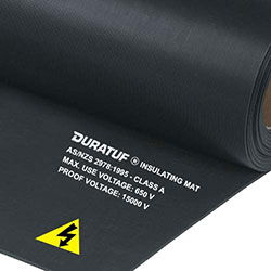 Duratuf Electrical Safety Mats ASNZS 2978 Thumbnail