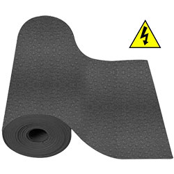 Safevolt Insulation Mats Black Colour