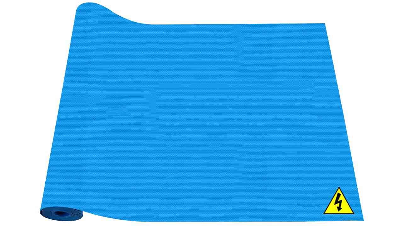 X-Volt Insulating Mats (Blue Colour) Roll View