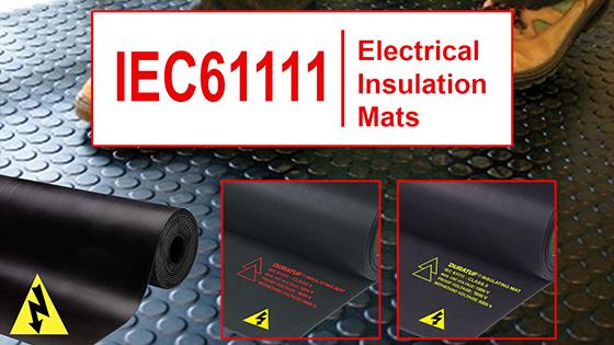 Electrical Insulation Mats IEC61111