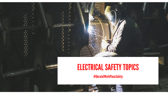 electrical safety topics blog featured image